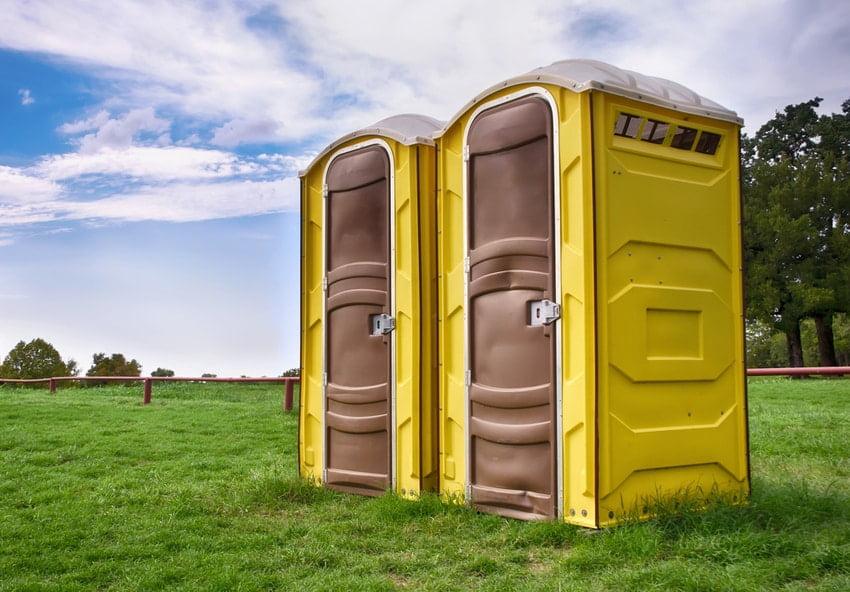 Portable Toilet image